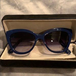 Sunday Somewhere blue cat eye glasses